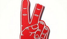 Arizona Cardinals Unveil Special Edition Rashad Johnson Novelty Foam Finger (Photo)