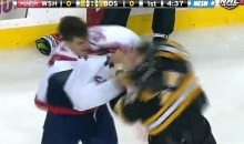 Milan Lucic and Joel Rechlicz Deliver Amazing Preseason Hockey Fight (Video)