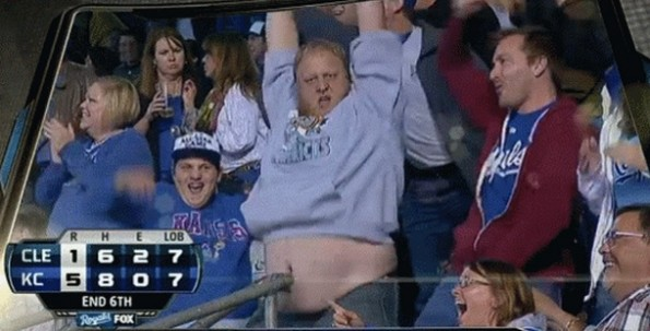 Royals fan photos