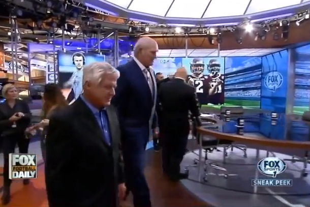 terry bradshaw f-bomb on Fox sports 1