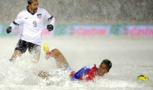 Costa Rica Is Exacting Revenge on the USMNT for the Infamous 'Snow Game' (Videos)