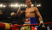 Orlando Cruz, First Openly Gay Boxer, to Fight for WBO Featherweight Title in Rainbow Colored Shorts (Pic)