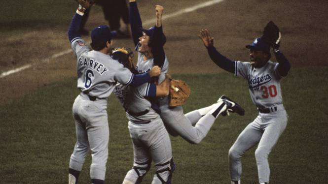1 1981 world series - dodgers yankees - world series rematches