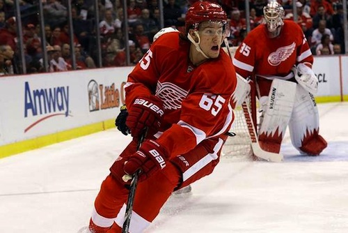 12 danny dekeyser - kids to watch 2013-14 nhl season