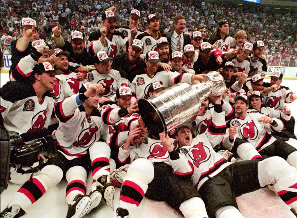 1995-New-Jersey-Devils-stanley-cup-finals-hangovers