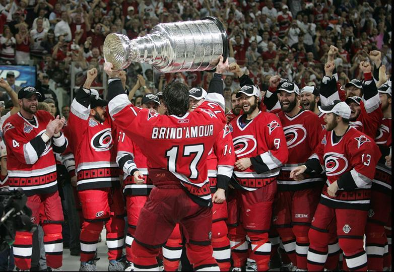 2006 Carolina Hurricanes - stanley cup finals hangovers