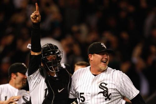 2008 White Sox Twins 6
