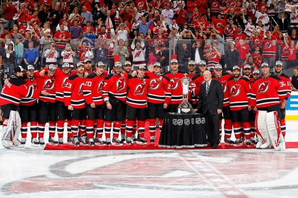 2012 New Jersey Devils - stanley cup finals hangovers