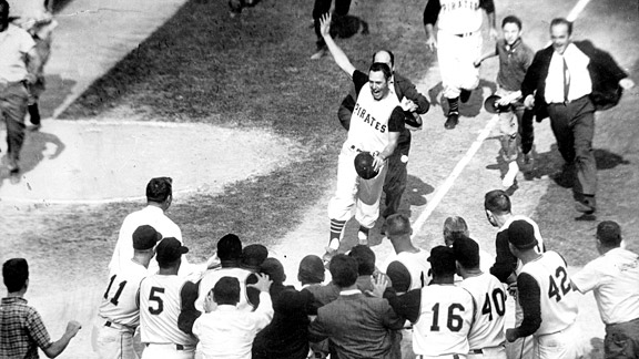 4 1960 world series bill mazeroski