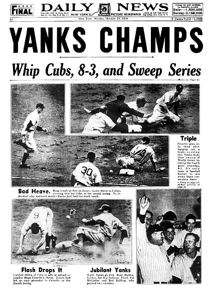 8-1938-world-series-yankees-vs.-cubs-world-series-rematches