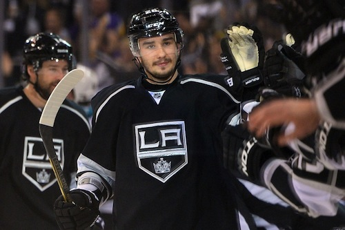 9 slava voynov - kids to watch 2013-14 nhl season
