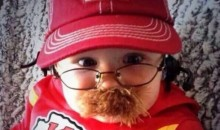 Chiefs Fans Honor Coach Andy Reid with Cutest Baby Halloween Costume Ever (Photo)