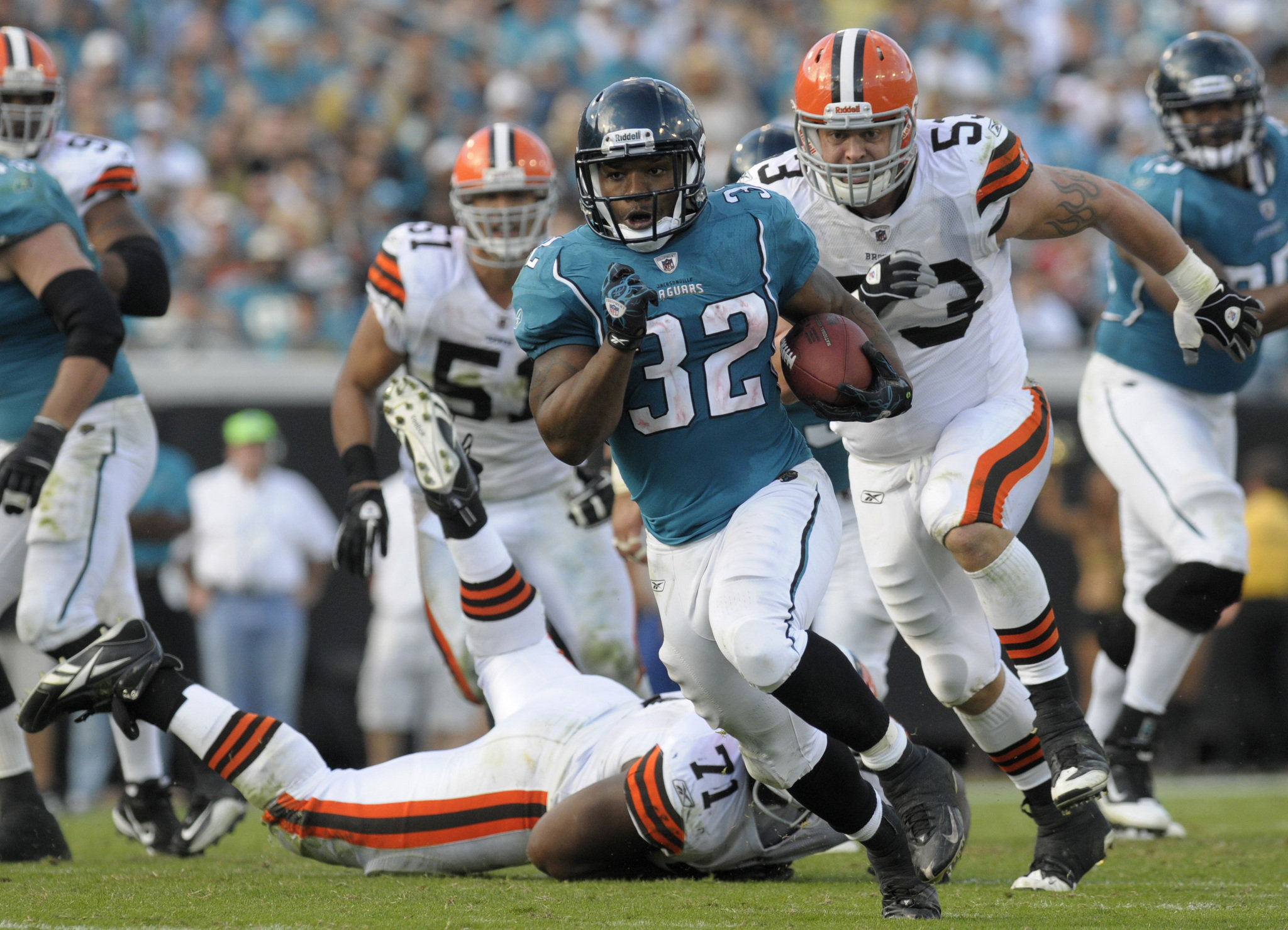 Maurice-Jones-Drew - athletes who changed their names