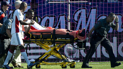 Saer Sene Injury