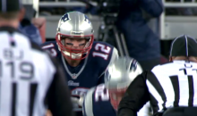 Tom Brady Was Mic'd Up During the Game Against the Saints (Video)