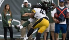 Steelers Troy Polamalu Lights Up Jets' Stephen Hill (GIFs)