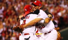 Stat Line of the Night — 10/9/2013 — Adam Wainwright