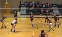 Here's Your High School Volleyball Highlight of the Year (Video)