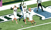 Three Bengals are No Match for Calvin Johnson (GIFs)