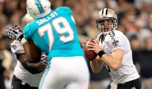 Stat Line of the Night — 9/30/2013 — Drew Brees