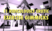 11 Ridiculously Erotic Exercise Gimmicks