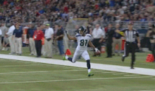 Douchebag Alert: Golden Tate Ruins Awesome Touchdown with Childish Taunt (GIFs)