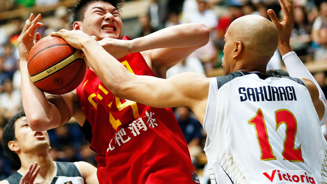 j.r. sakuragi - athletes who changed their names