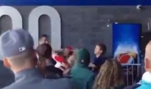 Jets Fan Punches Female in the Face Following Overtime Victory (Video)