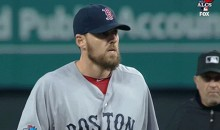John Lackey Had Some Choice Words for John Farrell After Getting the Hook in Game 3 (GIF)