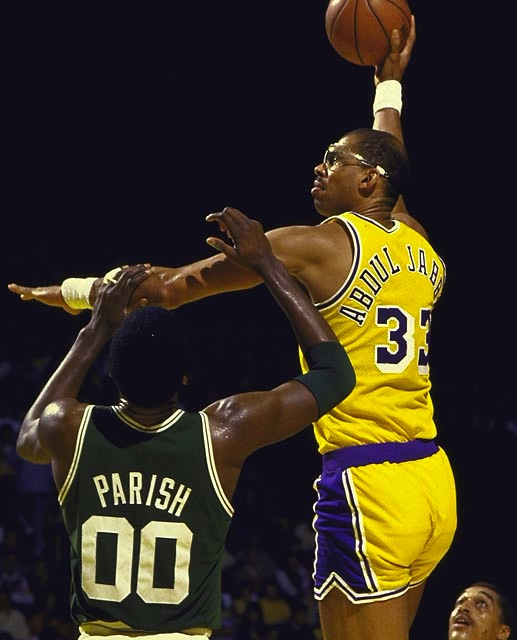 kareem abdul-jabbar - athletes who changed their names