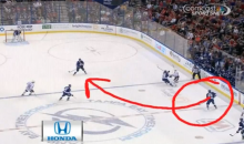 Lightning Almost Choke Away a Win With This Embarrassing Own Goal (Video)