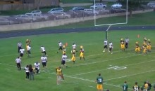 The Luckiest Two-Point Conversion You'll Ever See (Video & GIF)