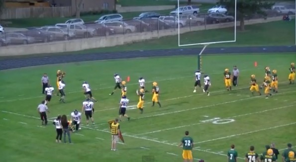 lucky two point conversion