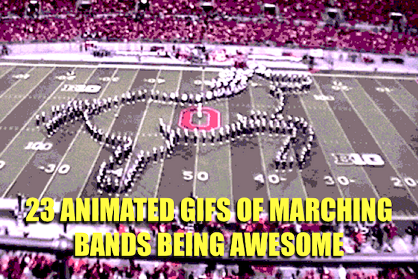 marching band gifs