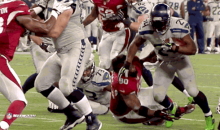 Marshawn Lynch Was in Full Beast Mode Last Night (GIFs)