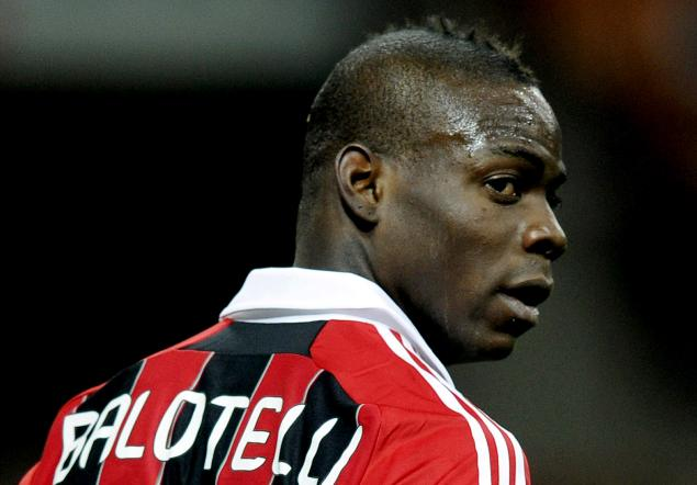martio balotelli - athletes sports personalities caught with hookers