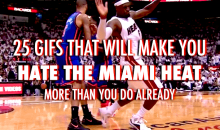 25 GIFs That Will Make You Hate The Miami Heat More Than You Do Already