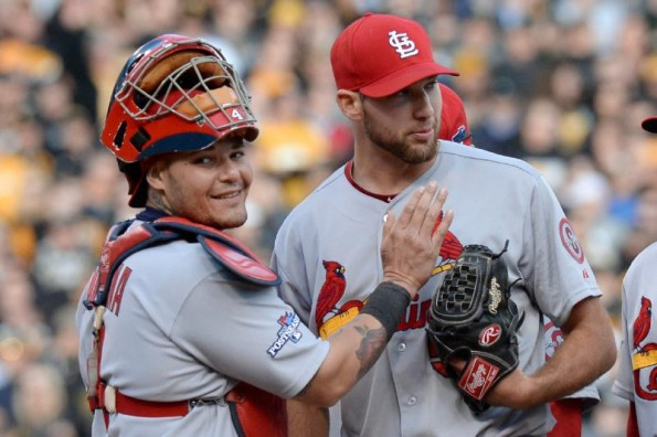 michael wacha vs pirates