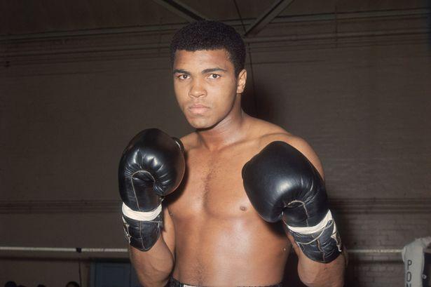 muhammad ali - athletes who changed their names