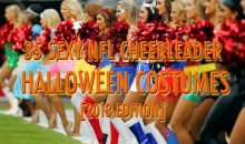 35 Sexy NFL Cheerleader Halloween Costumes [2013 Edition]