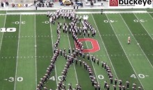 Ohio State Marching Band Does the Moonwalk During Amazing Michael Jackson Tribute (Video)