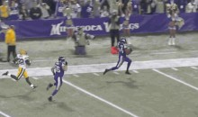 Vikings Rookie Cordarrelle Patterson Returned a Kickoff 109 Yards for a Touchdown. That's a Record! (GIFs)