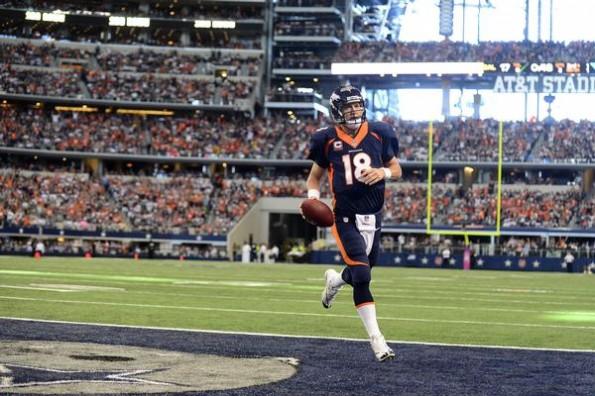 Denver Broncos vs Dallas Cowboys, NFL