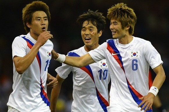 south korean national soccer team - athletes sports personalities caught with hookers