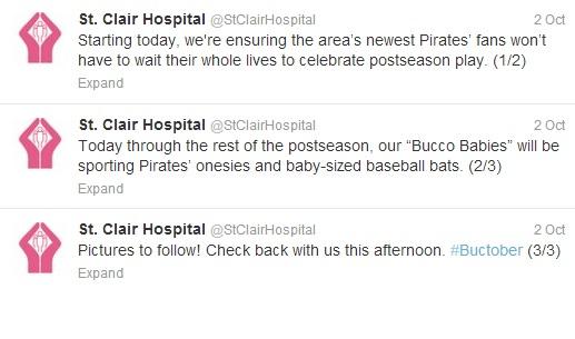st. clair hospital tweets