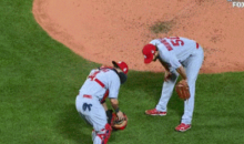Game One of the World Series Summed Up in Two GIFs (GIFs)
