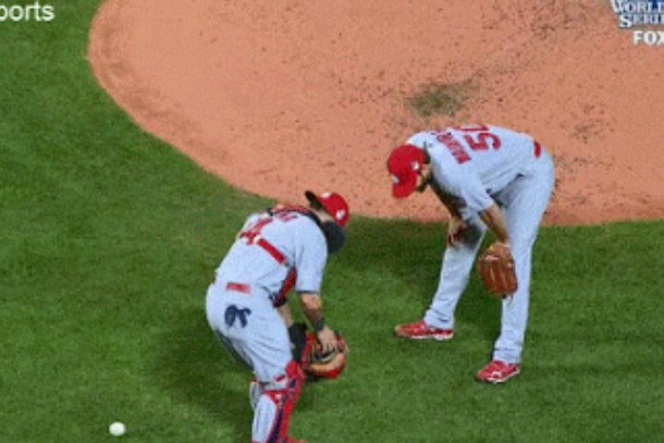 st. louis cardinals fail - game 1 2013 world series