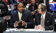 Bulls Announcer Stacy King Has His Own Soundboard