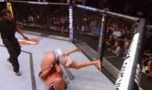 Here's the Blow that Earned Cain Velasquez the Victory Over Junior dos Santos at UFC 166 (GIF)