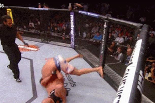 velasquez vs dos santos knockout
